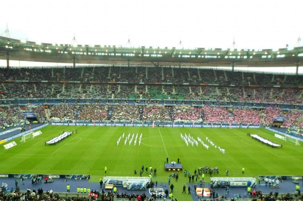 Le Stade de France, haut lieu de réception des grandes compétitions sportives françaises